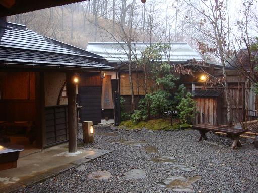囲炉裏小屋