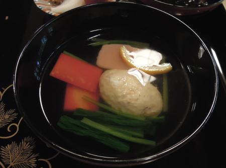 瓢亭煮物椀