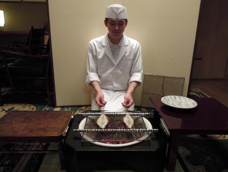 和久傳魚焼き