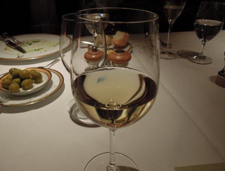 アピ白ワイングラス