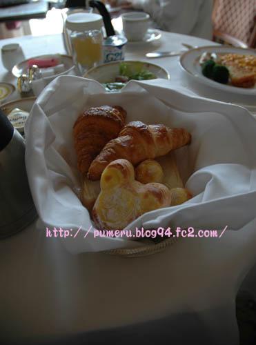 ミラコスタ朝食