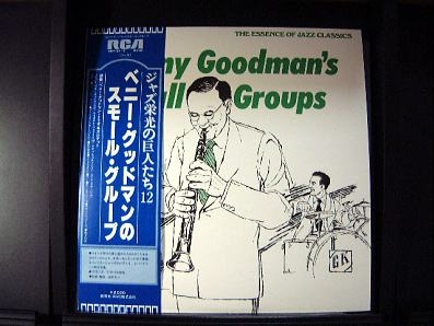 BENNY GOODMAN'S  SMALL GROUPS (1935~1937)