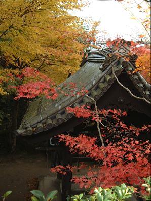 釣鐘の屋根