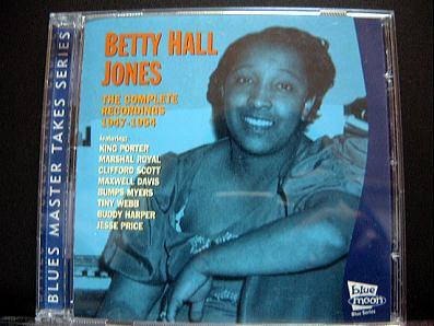ベティ・ホール・ジョーンズ