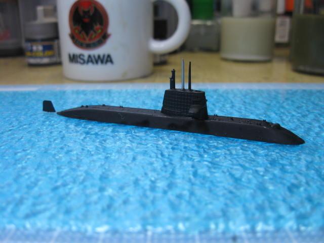 SS-590 おやしお の3