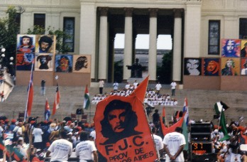 CUBA革命記念日1