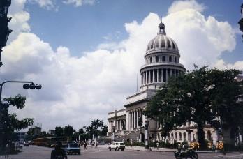 ハバナ国会議事堂