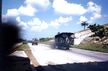 キューバトラック