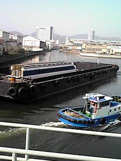 新幹線輸送1