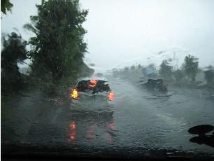 福知山大雨
