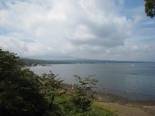 09.Sep山中湖富士山