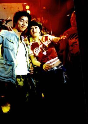 コン・ユ&キム・ソナ