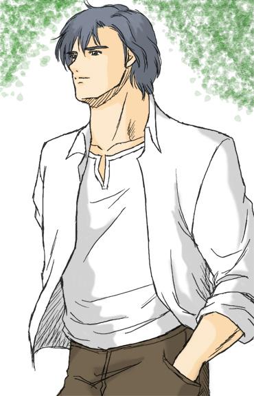 白シャツ萌え