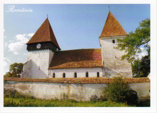 The Fortified Church of Merghindeal - Mergenthal