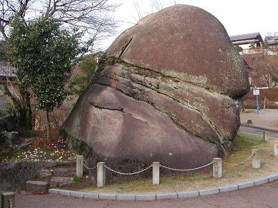 中津川女夫岩3