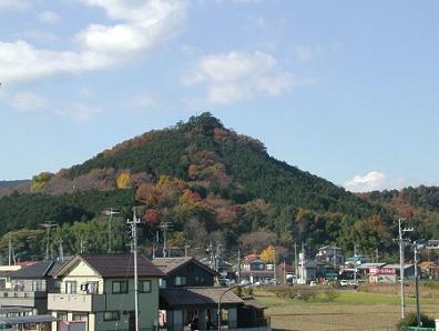 弘法山全景