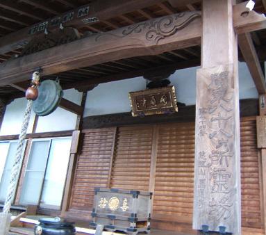 川島寺院の2