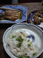 八重子さんディナー