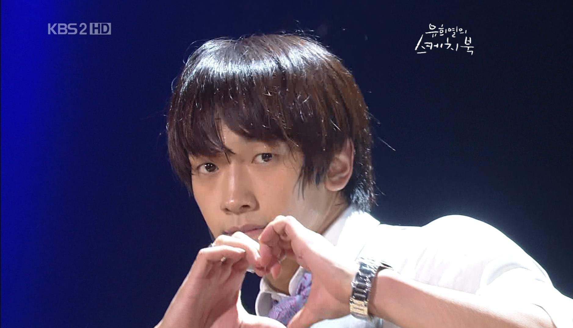 100521-Yoo Hee Yeol's Sketchbook-01