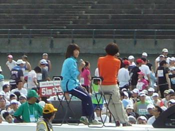 高橋尚子トークショー