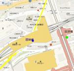 京橋近辺図
