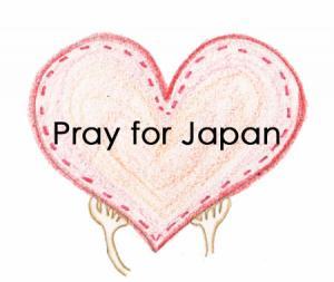 pray for japan momosoさん