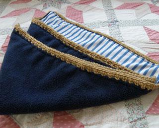 毛糸で…1