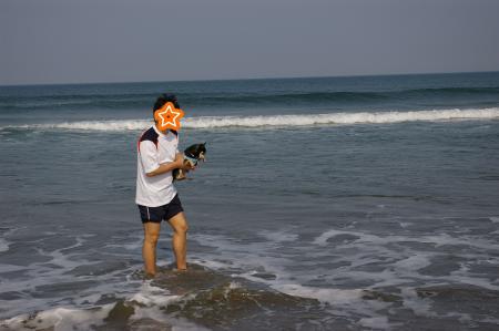 初泳ぎ?7