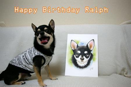 ラルフ、4歳6