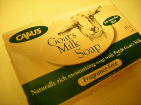 Canus Goats Milk Soap