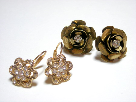 Betsey Johnson Earings