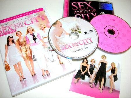 Sex and the City DVD-CD