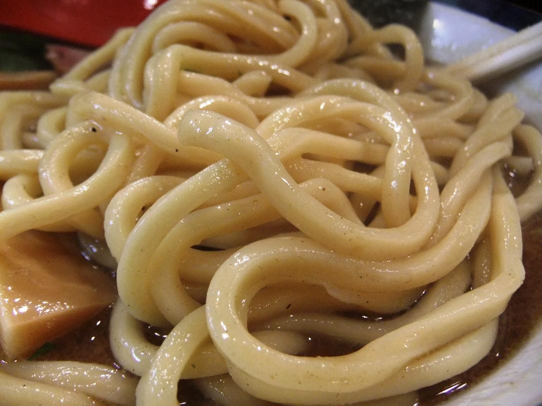 らぁめん 葉月:麺① 11.05.04