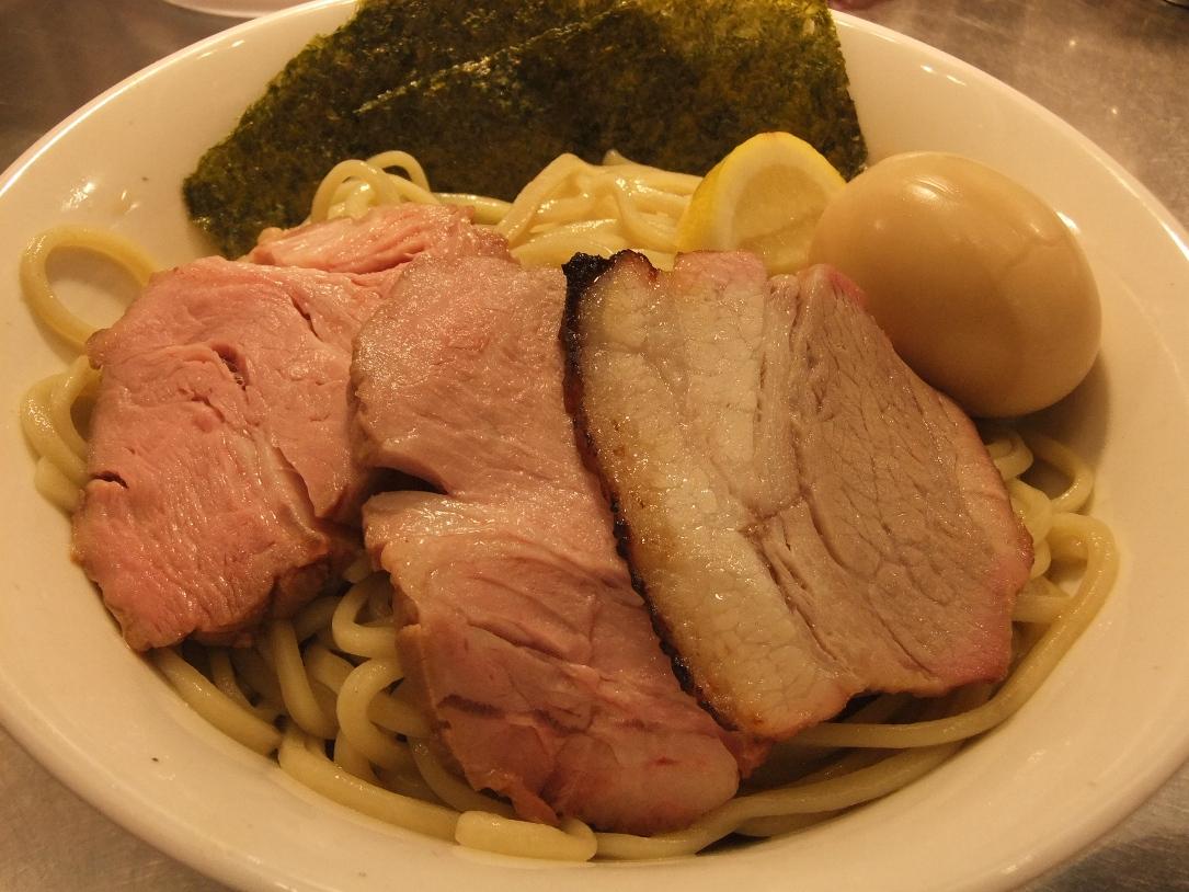 麺処 ほん田 東京ラーメンストリート店:麺丼 11.06.24