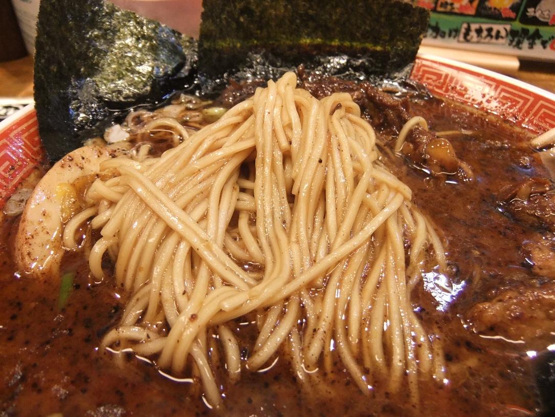 熊本らーめん おっぺしゃん 広瀬通店:麺 11.07.01