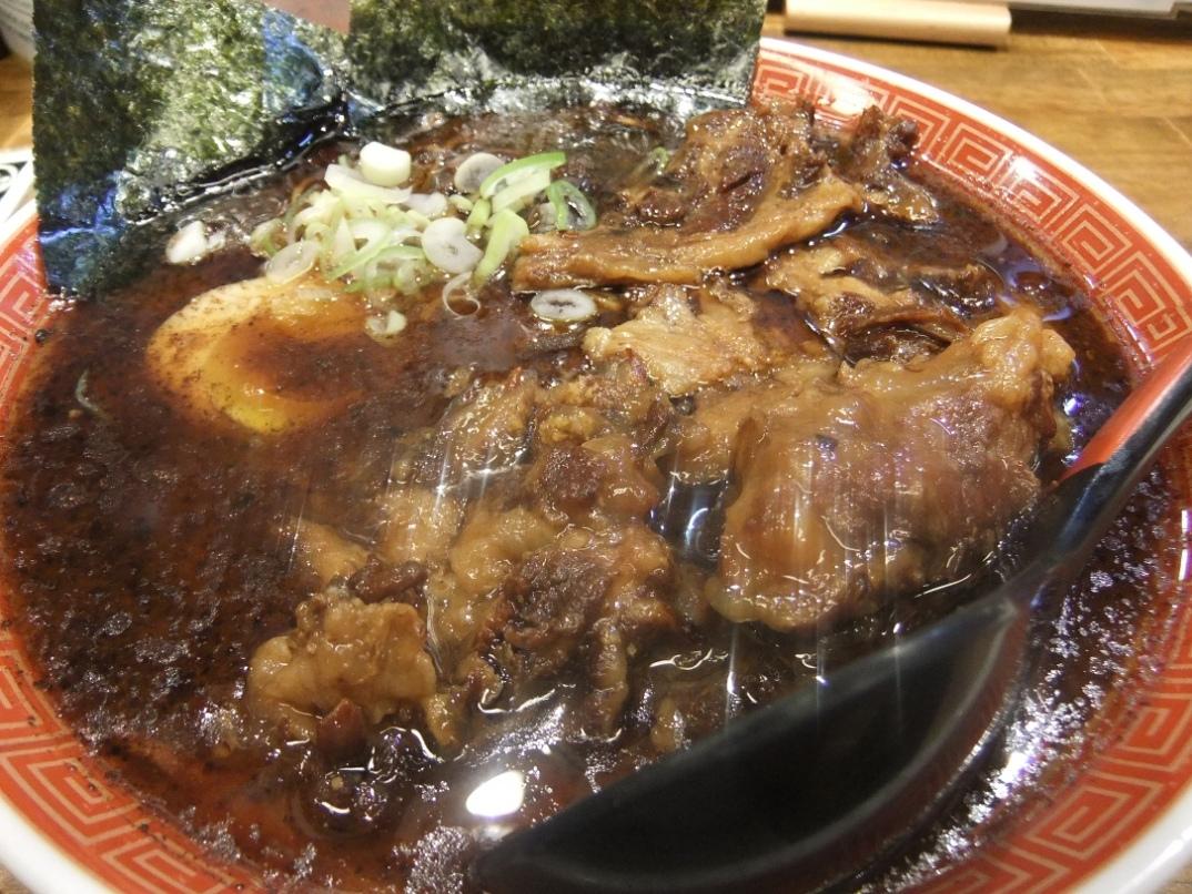 熊本らーめん おっぺしゃん 広瀬通店:チャーシューメン 11.07.01