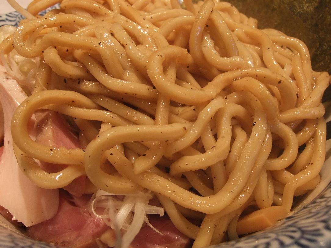 麺屋 一燈:麺 11.07.09