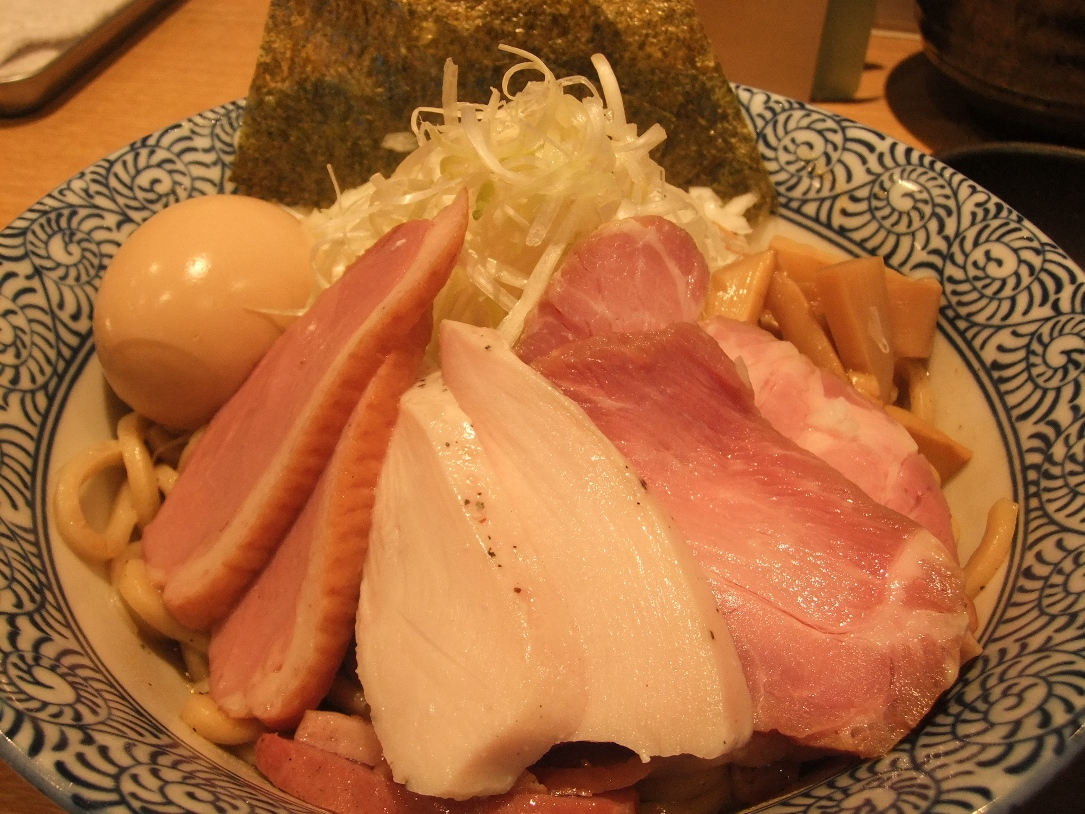 麺屋 一燈:麺丼 11.07.09