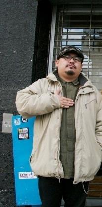 Gumla,Fukushima Reggae Man
