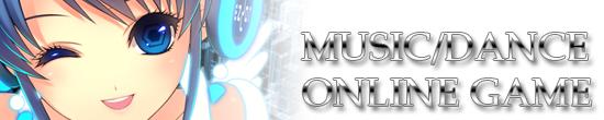 Music/Dance Onlinegame