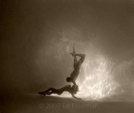 水中の美しさ - Ed Freeman