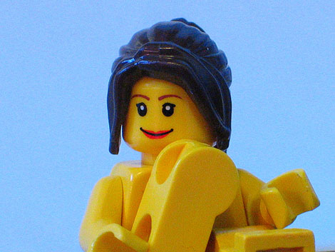 Sexy Lego
