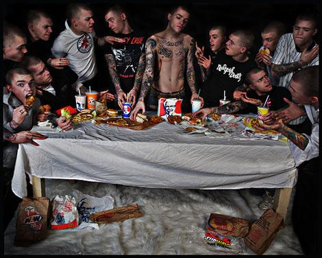 ジャンキーな最後の晩餐