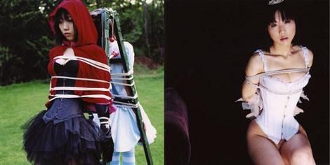 エロティックなストーリーを加味したPhotographer - 渡邊安治
