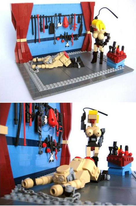 LEGO S & M