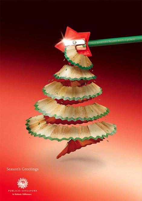 クリエイティブ・クリスマスツリー