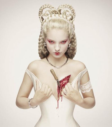 Royal Blood - Erwin Olaf