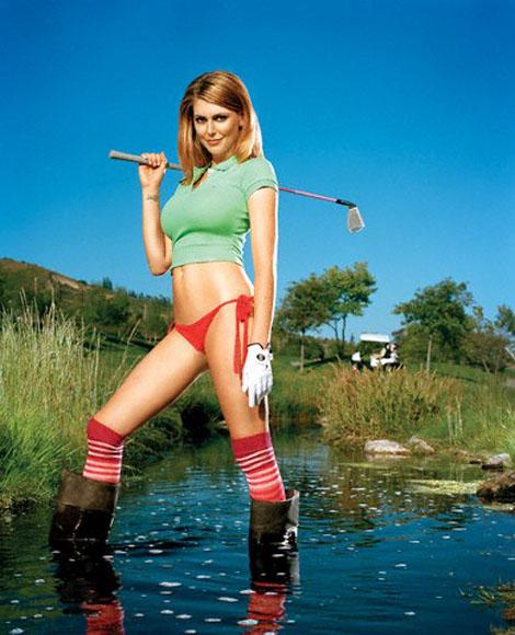 ゴルフが好きになる - Diora Baird