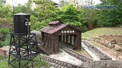鉄道懐古園の春