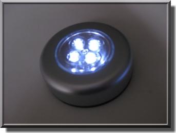LED単四三本